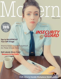 Modern Magazine - Jennie 1