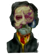 A Night of Poe - Artwork by David Clemons