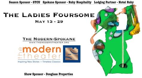 Ladies Foursome - 2015-16 blog image