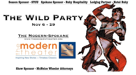 The Wild Party - 2015-16 blog image