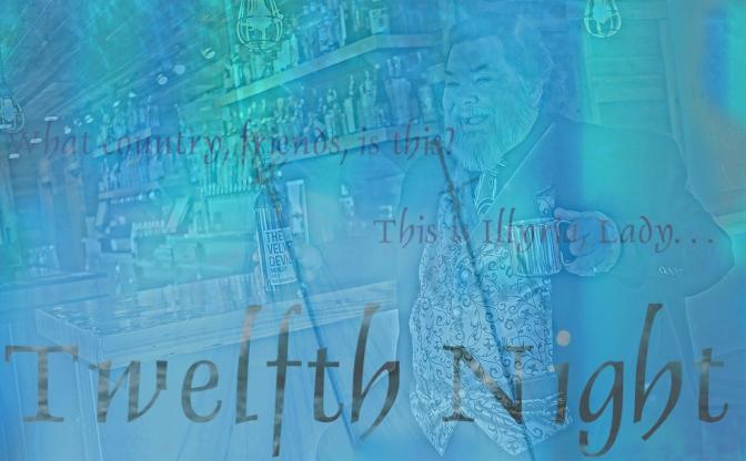 William Marlowe as Sir Tobey Belch