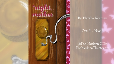 'night Mother Placard