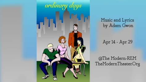 Ordinary Days - Rollout