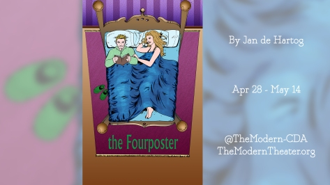 The FourPoster Placard