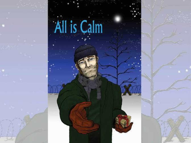 All Is Calm 2016 – The Modern Spokane